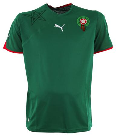 2010-11 Morocco home