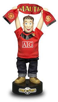 Man Utd No 1 Fan Toy