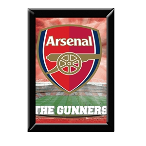 Arsenal FC Crest 3D Photo Frame Small