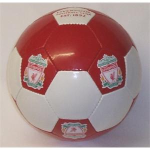 Liverpool FC Crest Football Size 5