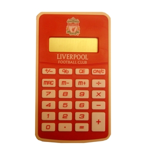 Liverpool FC Pocket Calculator