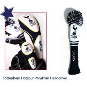 Tottenham FC Pom Pom Driver Head Cover
