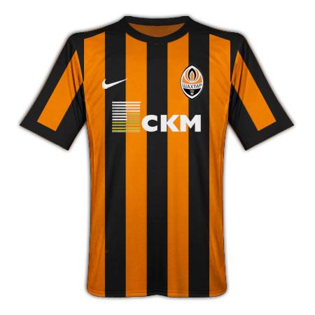 09-10 Shakhtar Donetsk Home Shirt