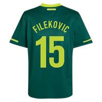 2010-11 Slovenia World Cup Away (Filekovic 15)