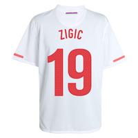 2010-11 Serbia World Cup Away (Zigic 19)