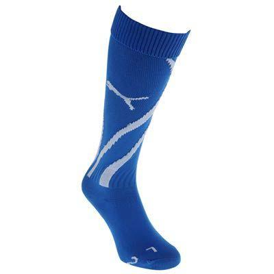2010-11 Newcastle Puma Away Socks (Blue)
