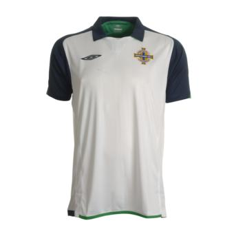 09-10 Northern Ireland Away Football Shirt