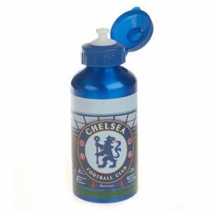 Chelsea FC Water Bottle 500 (ML) Aluminium