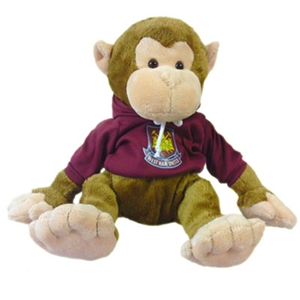 West Ham FC Marti Monkey Bear