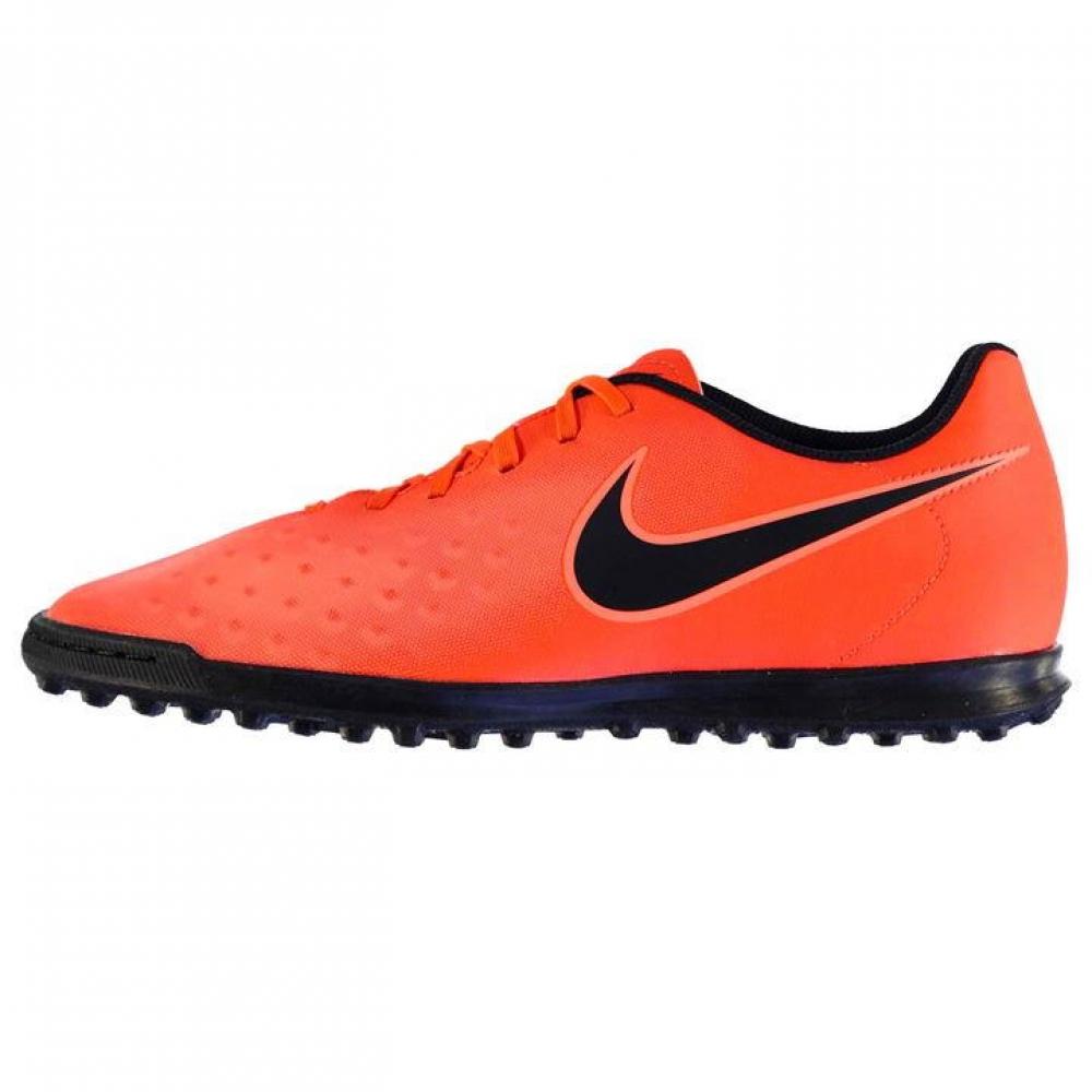 Nike Magista Ola Mens Astro Turf Trainers Crimson Black