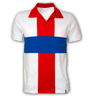 Netherlands Antilles 1960's Short Sleeve Retro Shirt 100% cotton