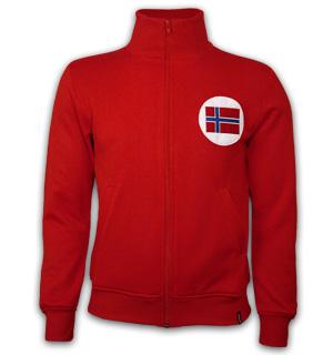 Norway 1970's Retro Jacket polyester / cotton