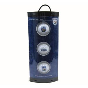 West Bromwich Albion FC Golf Balls