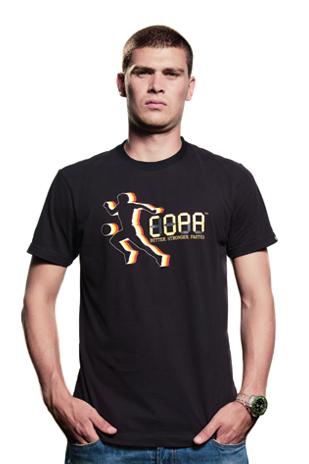 Better, Stronger, Faster T-Shirt // Black 100% cotton