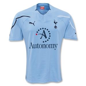 2010-11 Tottenham Puma Away Shirt (Pienaar 40)