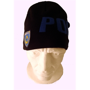 Portsmouth FC Jacquard Knit Hat (56cm) - Pompey