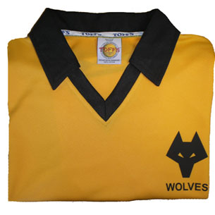 Wolves 1979 - 1982 Home