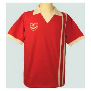 Portsmouth 1973-76 Away