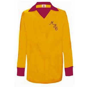 Motherwell 1972-73
