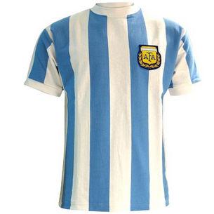 Argentina 1986 World Cup Shirt