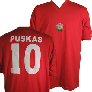 Hungary 1954 World Cup Final Puskas 10