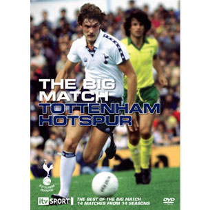Tottenham Hotspur: the Big Match DVD