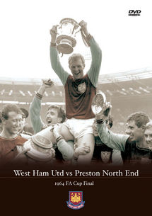 West Ham v Preston North End 1964 DVD
