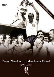 Bolton v Manchester Utd FA Cup Final DVD