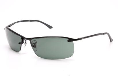 Ray-Ban 3183 Matte Black Sunglasses