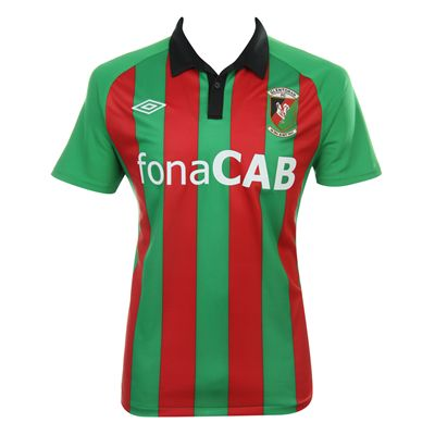 2010-11 Glentoran Home Umbro Football Shirt