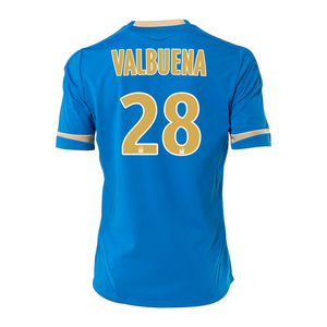 2011-12 Marseille Away Shirt (Valbuena 28)