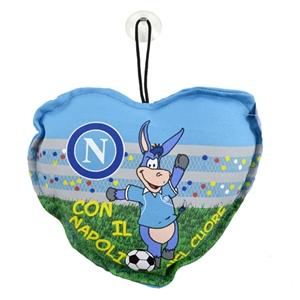 Napoli Pillow With Heart Sucker