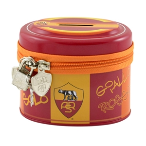 Roma Money Box With Zip