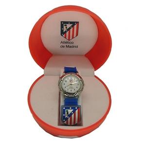 Athletico Madrid Kids Wrist Watch In Box (Blue)