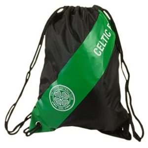 Celtic FC Stripe Gym Bag