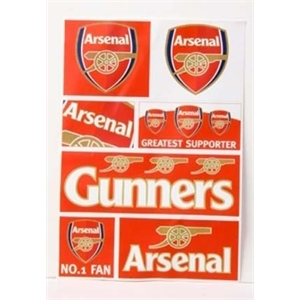 Arsenal Sticker Pack
