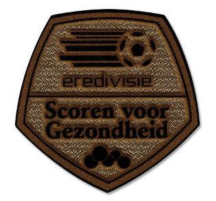 2011-12 Dutch Eredivise Champions Sleeve Patch