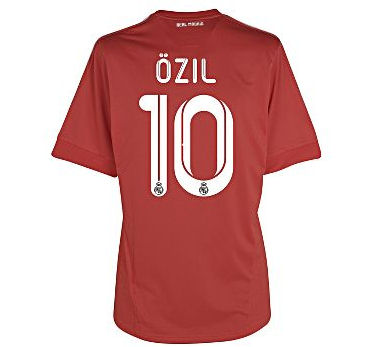 2011-12 Real Madrid 3rd Shirt (Ozil 10)