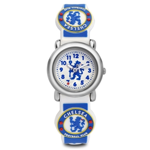 Chelsea Kids 3D Watch In Blister Pack