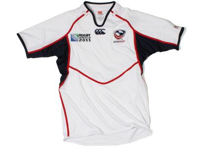 Canterbury USA Rugby World Cup Shirt 2011