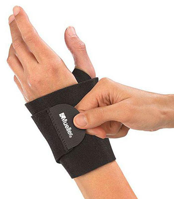 Wrist Adjustable Neoprene Support