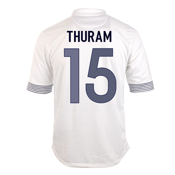 2012-13 France Euro 2012 Away (Thuram 15) - Kids