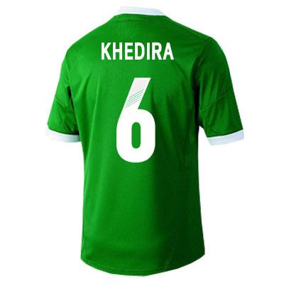 2012-13 Germany Euro 2012 Away (Khedira 6) - Kids