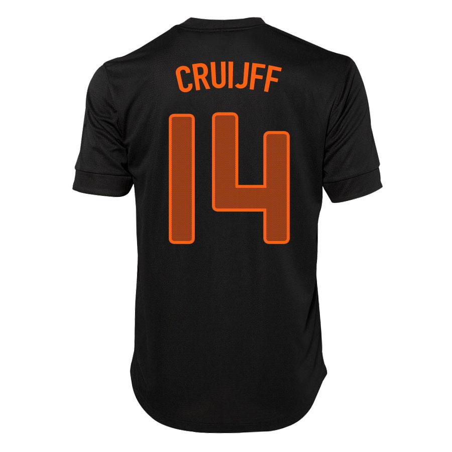 2012-13 Holland Nike Away Shirt (Cruijff 14) - Kids