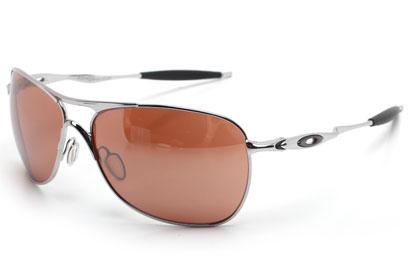 Oakley Crosshair 4060 02 Chrome VR28 Sunglasses