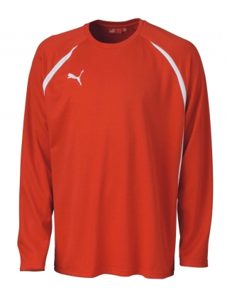 Puma Vendica LS Teamwear Shirt (red)