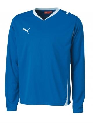 Puma Powercat 5.10 LS Teamwear Shirt (blue)