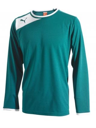 Puma Powercat 5.12 LS Teamwear Shirt (green)