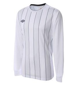 Umbro Continental LS Teamwear Shirt (white)