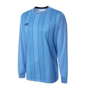 Umbro Continental LS Teamwear Shirt (blue)